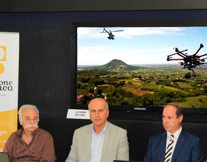 I DRONI ENTRANO IN CONFINDUSTRIA