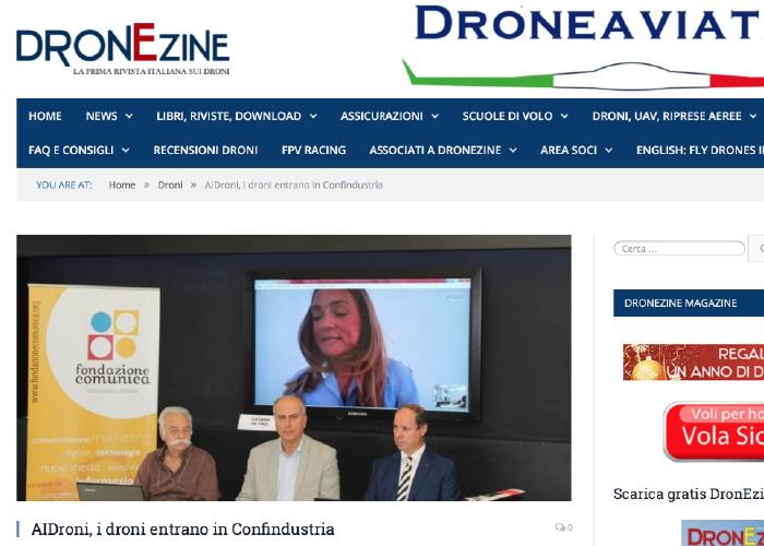 dronenzine